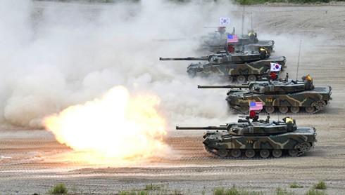 Triều Tiên sẽ tấn công hạt nhân phủ đầu Mỹ? - ảnh 1