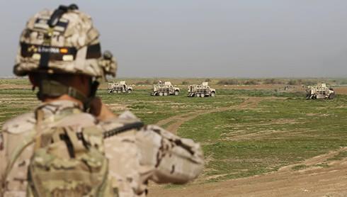 Mỹ sử dụng bom phốt pho trắng tại Iraq - ảnh 1