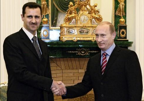 """Đưa """"Antey-2500"""" đến Syria, Nga sẽ bảo vệ Assad đến cùng? - ảnh 1"""