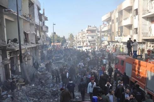 Tình hình Syria 4/10: Thủ lĩnh của nhóm Dzhebhat al-Nusra bị tiêu diệt - ảnh 1
