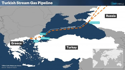 """Nga """"đục nước béo cò"""" từ mâu thuẫn giữa Thổ Nhĩ Kỳ và phương Tây? - ảnh 2"""