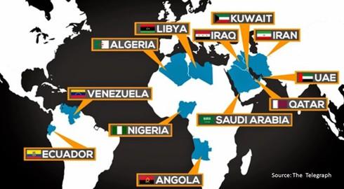 Các nước OPEC đạt thỏa thuận, chờ tín hiệu từ Nga - ảnh 1