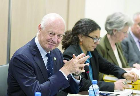 Tình hình Syria 20/1: Mỹ xác nhận được Nga mời tham gia hòa đàm Syria tại Astana - ảnh 3