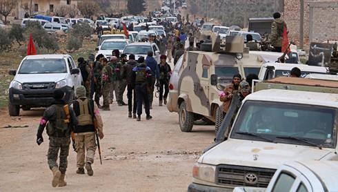 Tình hình Syria mới nhất ngày 17/4 - ảnh 1