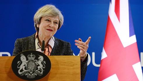 Thủ tướng Anh: EU muốn tác động đến bầu cử Quốc hội Anh - ảnh 1