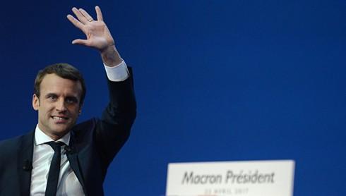Chiến thắng của ông Macron là