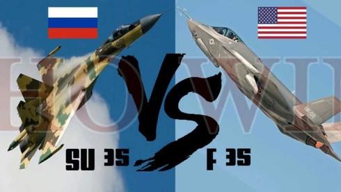 Tiêm kích F-35 và Su-35: Mèo nào cắn mỉu nào? - ảnh 1