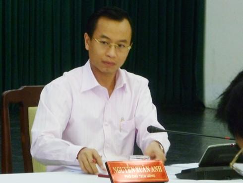 Đà Nẵng: Đến dự hội nghị về mại dâm để chơi...game - ảnh 2