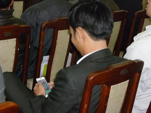 Đà Nẵng: Đến dự hội nghị về mại dâm để chơi...game - ảnh 1