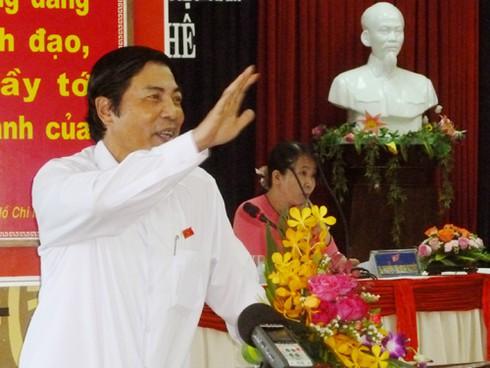 Ông Nguyễn Bá Thanh: Người ta nói rất nhiều về chuyện phong tướng! - ảnh 2