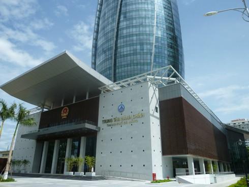 Đà Nẵng: Các sở, ngành bắt đầu chuyển vào Trung tâm Hành chính TP - ảnh 1