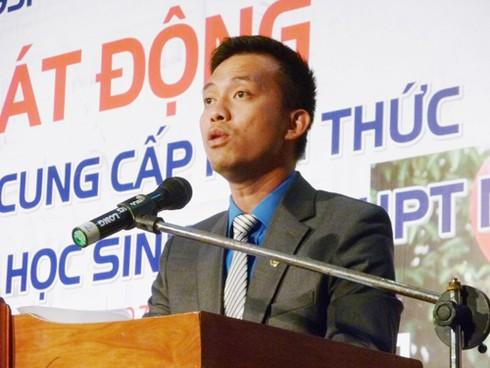 Đôi nét về ông Nguyễn Bá Cảnh, Thành ủy viên 31 tuổi của Đà Nẵng - ảnh 1
