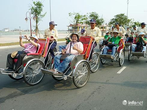 Du khách quốc tế đến Đà Nẵng vẫn tăng mạnh dù cả nước sụt giảm! - ảnh 1