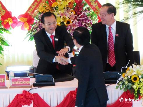 Ông Nguyễn Xuân Anh được bầu giữ chức Bí thư Thành ủy Đà Nẵng - ảnh 2