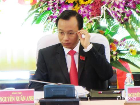 Tân Bí thư Thành ủy Đà Nẵng công bố số điện thoại và địa chỉ email - ảnh 1