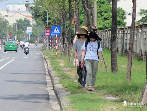"""Đà Nẵng: Những cảnh tượng làm mất mặt """"thành phố đáng sống""""! - ảnh 18"""