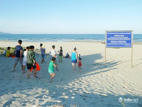 Đà Nẵng: Xây dựng thêm hai bãi tắm công cộng phục vụ người dân và du khách - ảnh 1