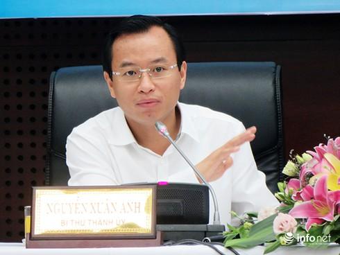 Ông Nguyễn Xuân Anh: Tôi không có 1m2 đất nào ở Đà Nẵng ngoài nhà đang ở! - ảnh 2