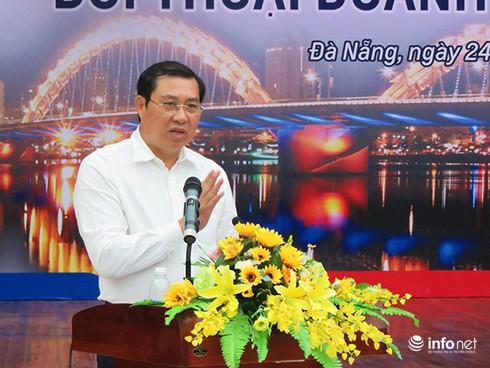 Đà Nẵng: Xử lý nghiêm cán bộ bảo kê, tiếp tay vi phạm về tài nguyên, môi trường - ảnh 1