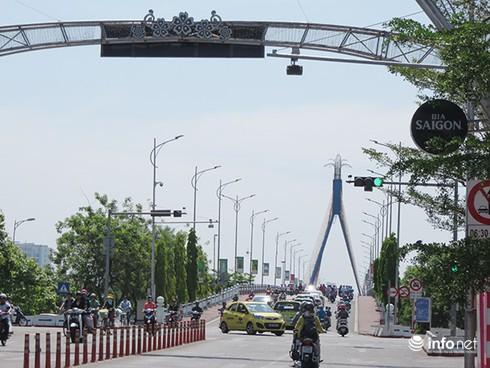 Đà Nẵng: Từ ngày 1/11, xử phạt vi phạm ATGT phát hiện qua camera giám sát - ảnh 1