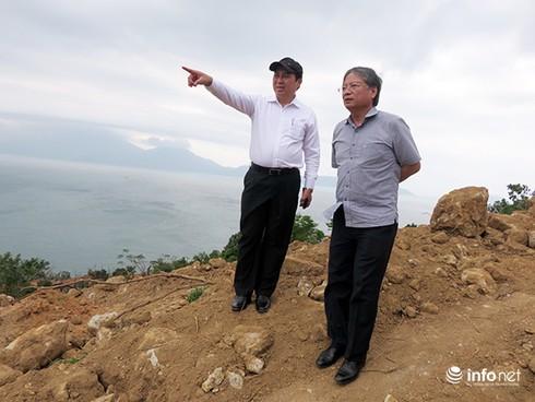 Ông Nguyễn Sự đề xuất giải pháp để Đà Nẵng giữ lại 1000 ha rừng Sơn Trà - ảnh 1