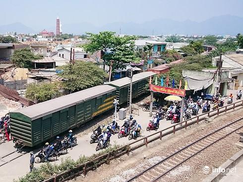 Đà Nẵng: Quyết tâm hoàn thành di dời ga Đà Nẵng vào năm 2020 - 2022 - ảnh 1