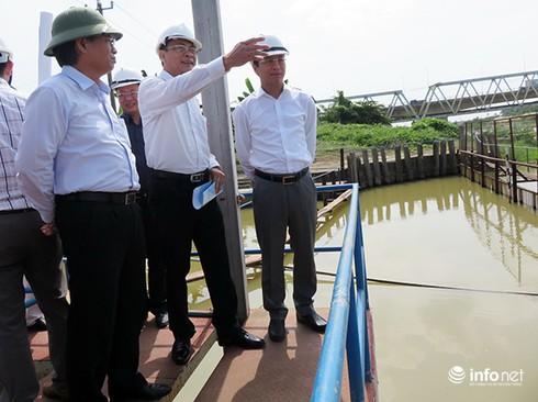 Đà Nẵng: Vì sao các dự án xây dựng nhà máy nước cứ nằm trên giấy? - ảnh 1
