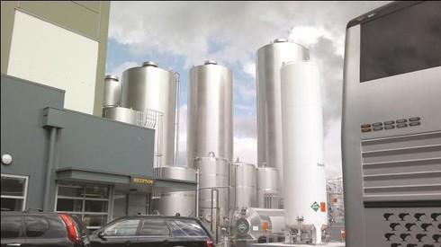 Nhà máy của Vinamilk tại New Zealand