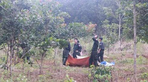 Đắk Nông: Thực nghiệm hiện trường vụ nổ súng khiến 19 người thương vong - ảnh 1