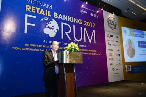 Ngân hàng Việt đang bứt phá số hóa trong cách mạng công nghiệp 4.0 - ảnh 2