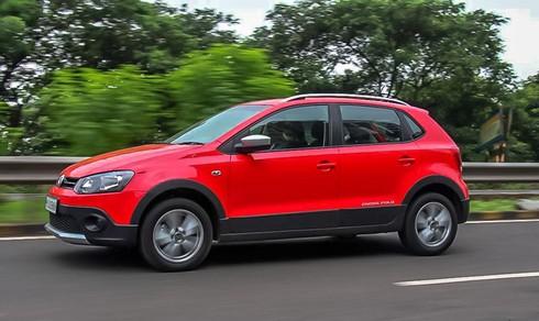 Volkswagen Cross Polo - Xe Đức giá 725 triệu đấu Ford EcoSport tại Việt Nam - Ảnh 1.