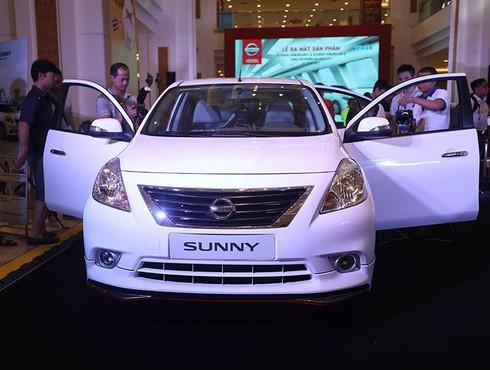 Nissan Sunny tăng giá hơn 10 triệu đồng trong tháng 5 - ảnh 1