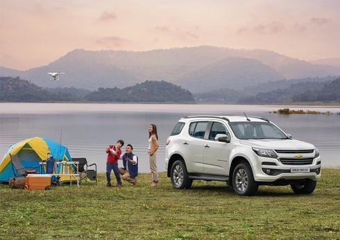 Xe Chevrolet tại Việt Nam được kiểm tra miễn phí - ảnh 1