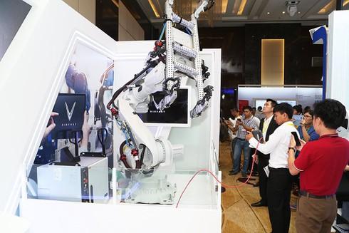 Tướng VinFast lần đầu tiết lộ về tổ hợp sản xuất ô tô hiện đại nhất Đông Nam Á - ảnh 1