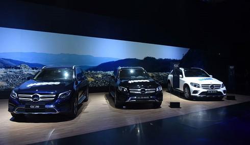 Mercedes-Benz GLC cán mốc hơn 5.000 xe tại Việt Nam - ảnh 1