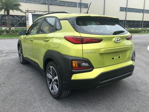 Hyundai Kona lộ diện hoàn toàn trước ngày ra mắt tại Việt Nam - ảnh 3