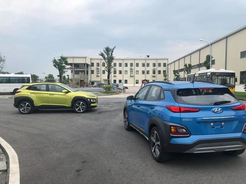 Hyundai Kona lộ diện hoàn toàn trước ngày ra mắt tại Việt Nam - ảnh 1