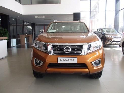 Nissan Navara tiếp tục giảm giá 15 triệu đồng - ảnh 1