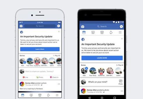 Facebook bị tấn công mạng, người dùng Facebook tại Việt Nam cần làm gì? / Cách xử lý khi Facebook bị tấn công mạng quy mô lớn