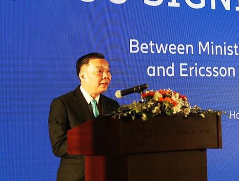 Bộ trưởng Chu Ngọc Anh: