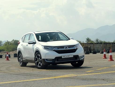 Honda CR-V chính thức tăng giá thêm 10 triệu đồng - ảnh 1