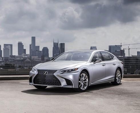 Lexus tung ra thị trường Việt Nam Lexus LS 500 và LS 500h 2019 giá hơn 7 tỷ đồng - ảnh 1
