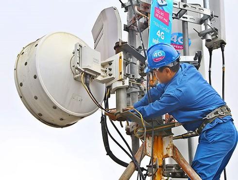 Sẽ đấu giá băng tần 2.6 GHz cho 4G trong tháng 3/2019 - ảnh 1