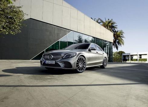 Mercedes C - Class 2019 sẽ ra mắt thị trường Việt Nam vào tuần tới - ảnh 1