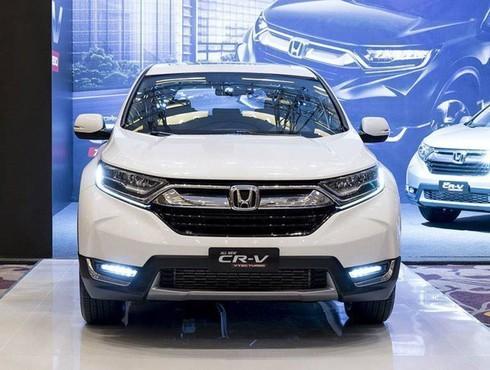 Honda CR-V tăng giá, bán chênh vẫn