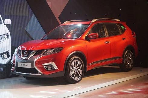 Giảm giá toàn bộ xe Nissan tại Việt Nam, X-Trail V-series giảm thêm 30 triệu - ảnh 1