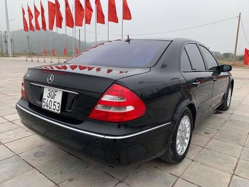 Sau gần 2 thập kỷ, chiếc Mercedes-Benz hạng sang này rớt giá chỉ bằng 2 chiếc Honda SH - Ảnh 3.
