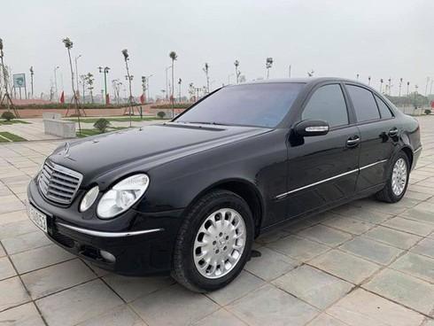 Sau gần 2 thập kỷ, chiếc Mercedes-Benz hạng sang này rớt giá chỉ bằng 2 chiếc Honda SH - Ảnh 6.
