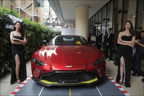 Thương hiệu xe sang Aston Martin chính thức có mặt tại Việt Nam - ảnh 4