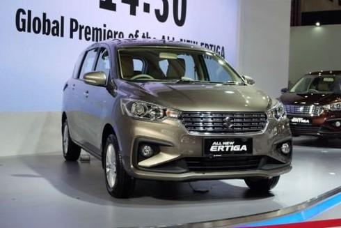Suzuki Ertiga 2019 sắp bán tại Việt Nam - ảnh 1